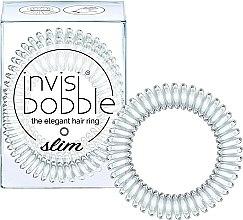 Parfums et Produits cosmétiques Élastique à cheveux invisible - Invisibobble Slim Crystal Clear
