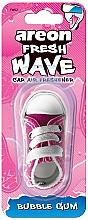 Parfums et Produits cosmétiques Désodorisant pour voiture - Areon Fresh Wave Bubble Gum