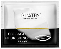 Parfums et Produits cosmétiques Masque au collagène pour lèvres - Pil'aten Collagen Nourishing Lip Mask