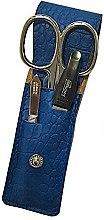 Parfums et Produits cosmétiques Kit de manucure PL891, bleu - DuKaS