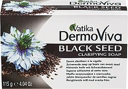 Parfums et Produits cosmétiques Savon clarifiant à la nigelle - Dabur Vatika Black Seed Soap