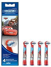 Parfums et Produits cosmétiques Têtes de remplacement pour brosse à dents électrique EB10-4 - Oral-B Stages Power Disney