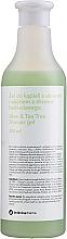 Parfums et Produits cosmétiques Gel douche à l'aloès et huile d'arbre à thé - Botanicapharma Gel