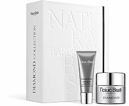 Parfums et Produits cosmétiques Natura Bisse Diamond - Coffret (crème/50ml + crème pour contour des yeux/25ml)