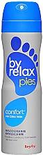 Parfums et Produits cosmétiques Déodorant rafra^chissant pour pieds - Byly Byrelax Comfort With Citrus Fresh Feet Deo Spray