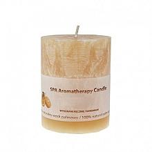 Parfums et Produits cosmétiques Bougie parfumée, Chocolat et orange amère - The Secret Soap Store SPA Aromatherapy Candle Chocolate With Bitter Orange