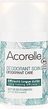 Parfums et Produits cosmétiques Déodorant soin roll-on au parfum de lotus et bergamote - Acorelle Deodorant Care