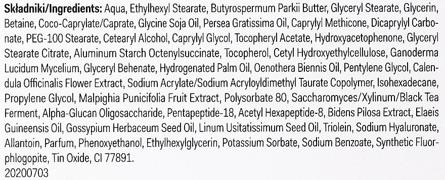 Crème de nuit au complexe de rétinol bio - AA Retinol Intensive Healthy Glow 50+ Night Cream — Photo N5