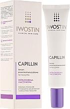Parfums et Produits cosmétiques Sérum à huile de graines de cameline pour visage - Iwostin Capillin Serum