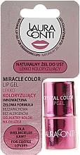 Parfums et Produits cosmétiques Gel teinté à lèvres - Laura Conti Miracle Color Lip Gel