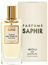 Parfums et Produits cosmétiques Saphir Parfums Cool De Saphir Pour Femme - Eau de Parfum