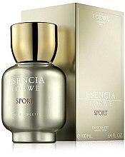 Parfums et Produits cosmétiques Loewe Esencia Loewe Sport - Eau de Toilette