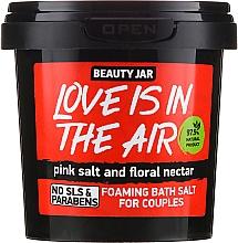 Parfums et Produits cosmétiques Sels de bain moussants avec nectar floral - Beauty Jar Foaming Bath Salt