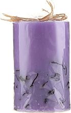 Parfums et Produits cosmétiques Bougie parfumée, Lavande, 65/100 mm - Bulgarian Rose
