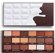 Parfums et Produits cosmétiques Palette d'ombres à paupières - I Heart Revolution Chocolate Eyeshadow Palette Chocolate Smores