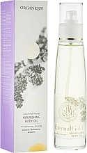 Parfums et Produits cosmétiques Huile à l'huile d'avocat et d'argan pour corps - Organique Eternal Gold Nourishing Body Oil