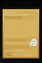 Parfums et Produits cosmétiques Masque tissu aux protéines de lait et blé pour visage - Beauty Face Intelligent Skin Therapy Mask