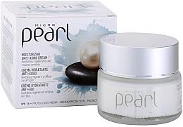 Parfums et Produits cosmétiques Crème de jour à la poudre de perle - Diet Esthetic Micro Pearl Day Face Cream SPF 15