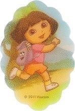 Parfums et Produits cosmétiques Éponge de bain pour enfant Dora, 169-4 - Suavipiel Dora Bath Sponge