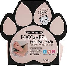 Parfums et Produits cosmétiques Chaussettes exfoliantes pour pieds et talons - Esfolio Foot & heel Peeling Mask