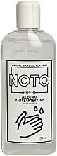Parfums et Produits cosmétiques Gel antibactérien pour mains - Noto Expert Antibacterial Gel For Hand