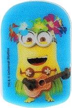 Parfums et Produits cosmétiques Éponge de bain pour enfants, Minions, Kevin, bleu - Suavipiel Minnioins Bath Sponge