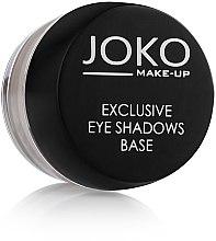 Parfums et Produits cosmétiques Base de fards à paupières - Joko Exclusive Eye Shadows Base