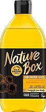 Parfums et Produits cosmétiques Gel douche hydratant à l'huile de macadamia pressée à froid - Nature Box Macadamia Oil Shower Gel
