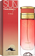 Franck Olivier Sun Java for Women - Eau de Parfum — Photo N2