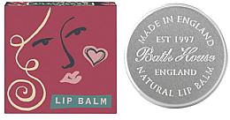 Parfums et Produits cosmétiques Baume à lèvres, Prune - Bath House Jucy Plum Lip Balm