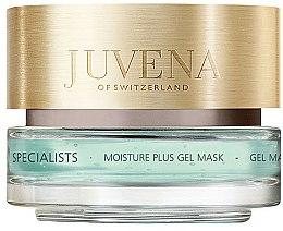 Parfums et Produits cosmétiques Masque gel au varech et taurine pour visage - Juvena Moisture Plus Gel Mask