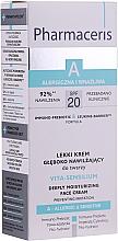 Parfums et Produits cosmétiques Crème hydratante pour visage SPF 20 - Pharmaceris A Vita Sensilium Deeply Moisturizing Cream