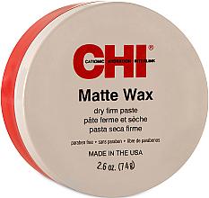 Parfums et Produits cosmétiques Pâte ferme et sèche pour cheveux - CHI Thermal Styling Matte Wax