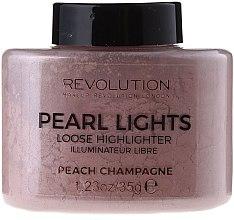 Parfums et Produits cosmétiques Illuminateur libre - Makeup Revolution Pearl Lights Loose Highlighter