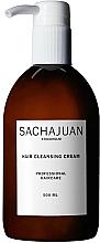Parfums et Produits cosmétiques Crème nettoyante à l'extrait d'algues pour cheveux - Sachajuan Hair Cleansing Cream