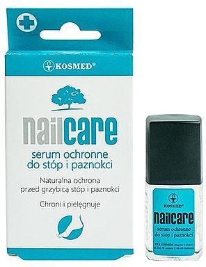 Sérum protecteur à l'extrait de camomille pour pieds et ongles - Kosmed Nail Care Serum — Photo N1