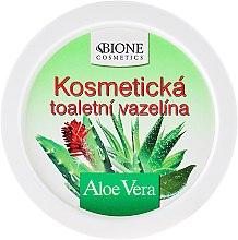 Parfums et Produits cosmétiques Vaseline cosmétique à l'aloe vera - Bione Cosmetics Aloe Vera Cosmetic Vaseline