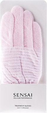 Gants de soin pour mains - Kanebo Sensai Cellular Performance Treatment Gloves — Photo N1