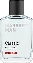 Parfums et Produits cosmétiques Marbert Man Classic Sport - Eau de Toilette