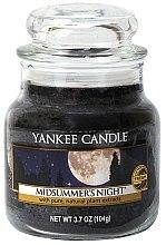 Parfums et Produits cosmétiques Bougie parfumée en jarre Nuit d'été - Yankee Candle Midsummer's Night