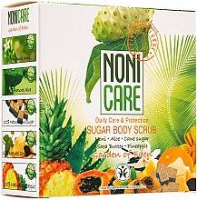 Parfums et Produits cosmétiques Gommage sucré su jus de noni pour corps - Nonicare Garden Of Eden Sugar Body Scrub