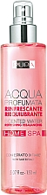Parfums et Produits cosmétiques Brume corporelle rafraîchissante - Pupa Home Spa Scented Water-Rebalancing