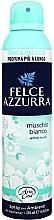 Parfums et Produits cosmétiques Spray d'ambiance Musc blanc - Felce Azzurra Muschio Bianco Spray
