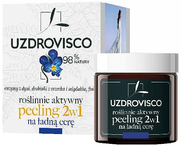 Exfoliant pour visage - Uzdrovisco