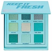 Parfums et Produits cosmétiques Palette de fards à paupières - Makeup Obsession Keep It Fresh Shadow Palette