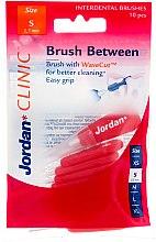 Parfums et Produits cosmétiques Lot de 5 brossettes interdentaires, 0,5mm mini - Jordan Interdental Brush