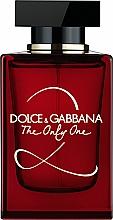 Parfums et Produits cosmétiques Dolce&Gabbana The Only One 2 - Eau de Parfum