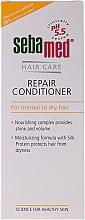 Parfums et Produits cosmétiques Après-shampooing régénérant - Sebamed Classic Hair Repair Conditioner