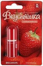 Parfums et Produits cosmétiques Rouge à lèvres hygiénique à l'arôme de fraise - Relouis