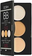 Parfums et Produits cosmétiques Palette de correcteurs pour visage - Gosh BB Skin Perfecting Kit